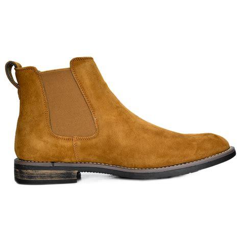 Men s Dress Boots Chukka Boots Chelsea Boots Hudson