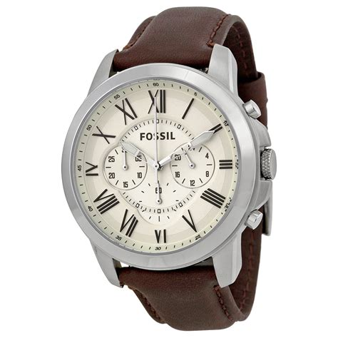 Men s Fossil chronograph watches NY Watch Store