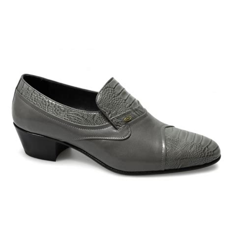 Men s Handmade Cuban Heel Boots At Shuperb