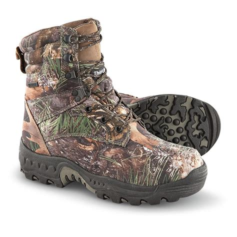 Men s Hunting Boots Camo Boots Hunting Boots for Men