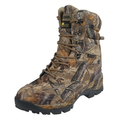 Men s Insulated Hunting Boots and Waterproof Hunting