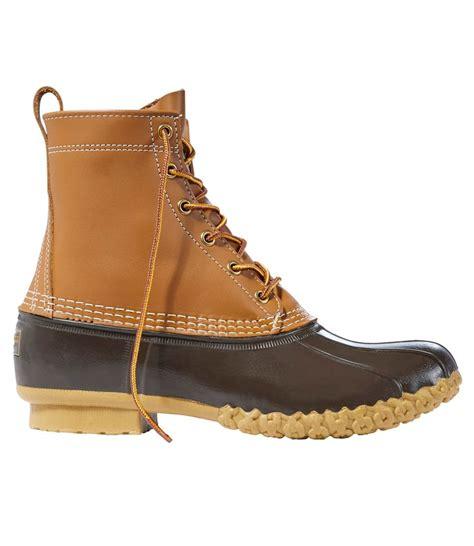 Men s L L Bean Boots The Original Duck Boot for Men