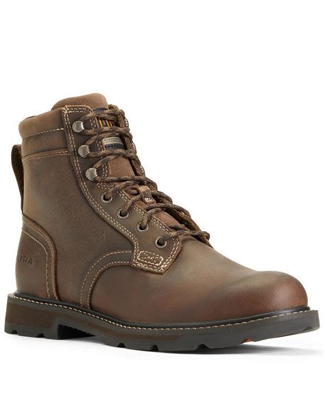Men s Lace Up Boots Sheplers