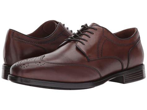 Men s Lace Up Oxford Shoes Johnston Murphy