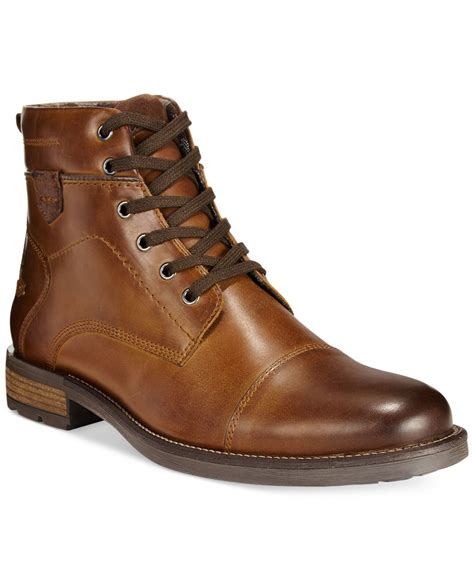 Men s Leather Boots Shop Men s Leather Boots Macy s