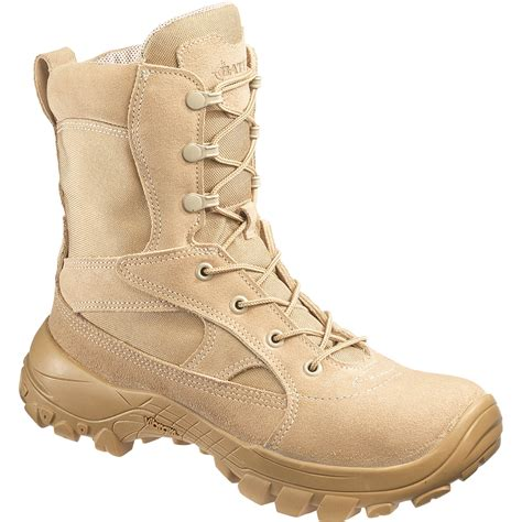 Men s Military Boots Military Desert Boots Bates