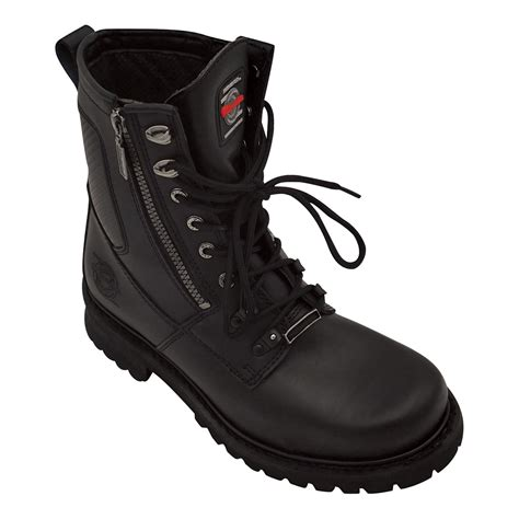 Men s Motorcycle Boots J P Cycles