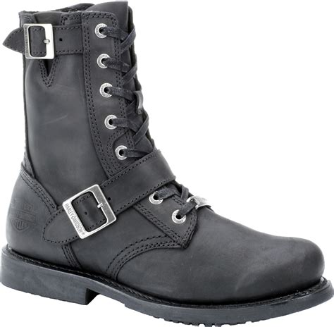 Men s Motorcycle Boots Shoes Harley Davidson USA