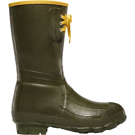 Men s Pac Boots Rubber Pac Boots