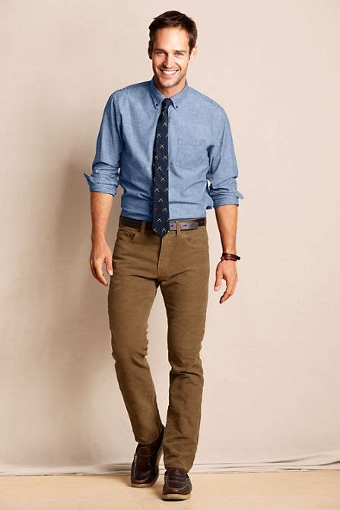 Men s Pants Lasting Timeless Quality Lands End