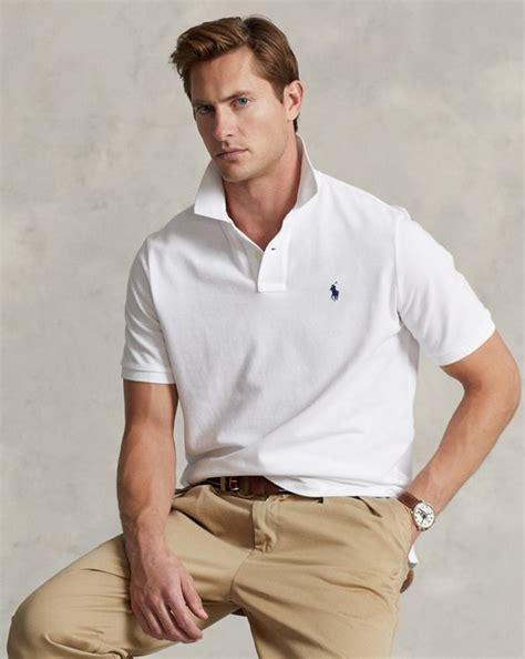 Men s Polo Shirts Short Long Sleeve Polos Ralph Lauren