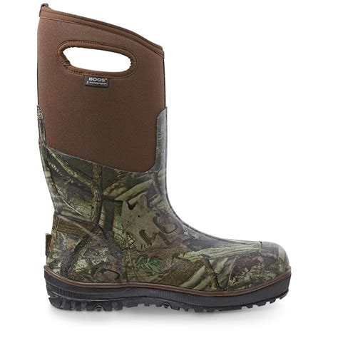 Men s Rubber Hunting Boots