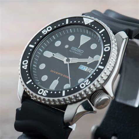 Men s Seiko Watches Seiko Divers Watches Watch Shop