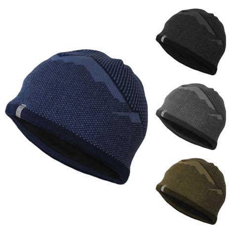 Men s Skull Cold Weather Neoprene Beanie Cold Weather