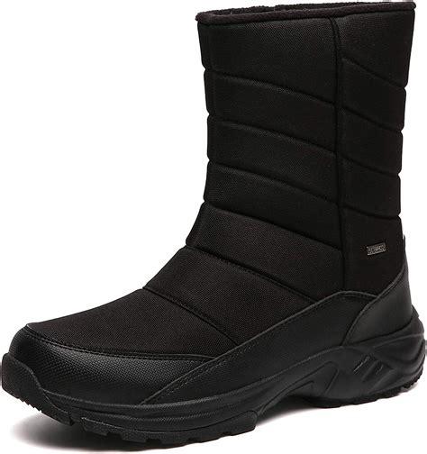 Men s Slip On Winter Boots ShopStyle