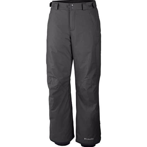 Men s Snow Pants Winter Ski Pants Columbia Sportswear