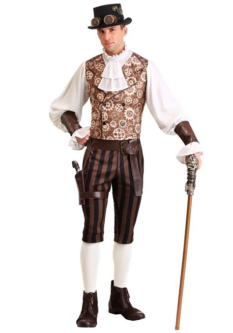 Men s Steampunk Clothing Costumes for Sale