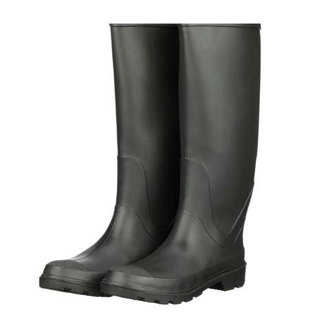Men s Steel Shank Rain Boots Walmart