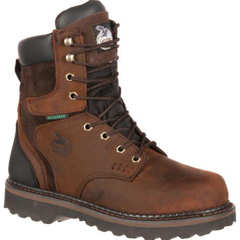 Men s Waterproof Work Boots Georgia Boot