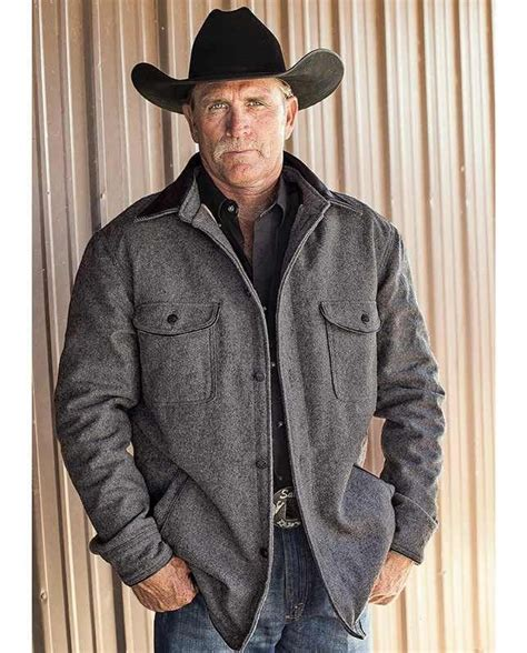 Men s Western Styled Outerwear at Drysdales Only the