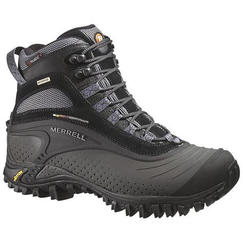 Men s Winter Boots Waterproof Snow Boots for Men Merrell