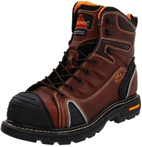 Men s Work Boots Comfortable and Reliable Boots by