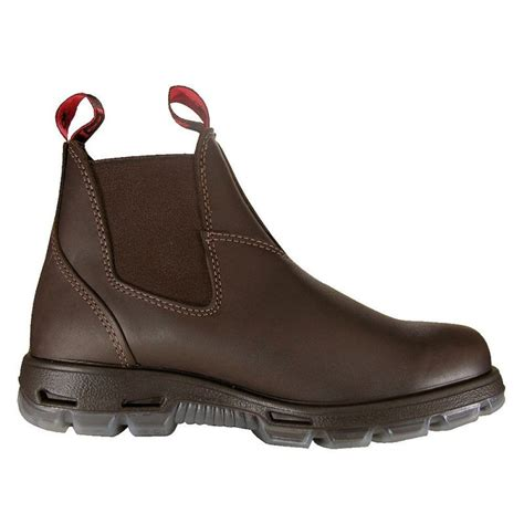 Men s Work Boots Safety Footwear Redback Boots