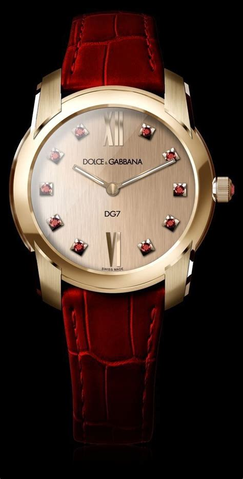 Men s and Women s Luxury Watches Collection Dolce Gabbana