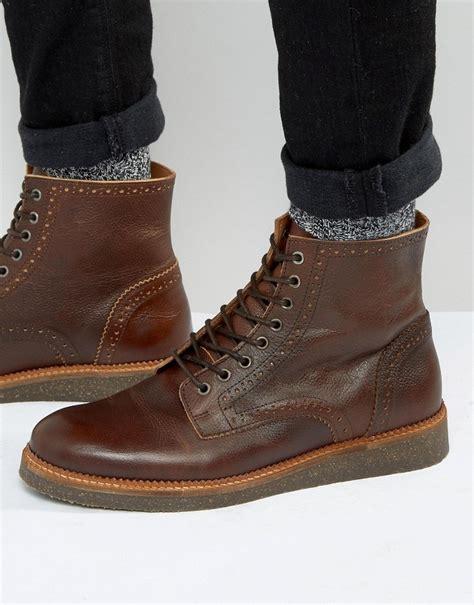 Mens Asos Boots ShopStyle