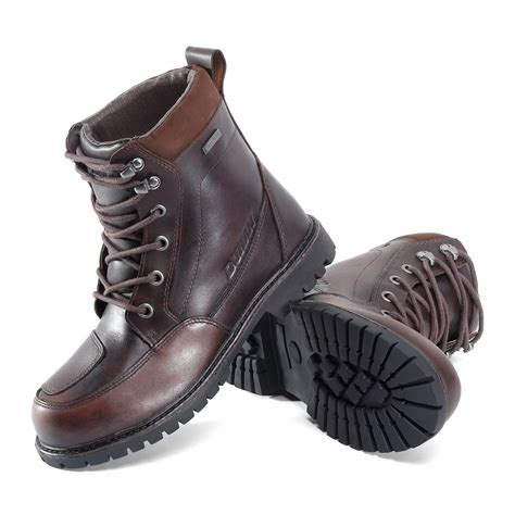Mens Biker Boots Up to 40 Off FREE Shipping