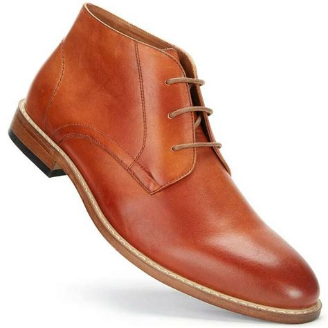 Mens Boots Chelsea Chukka Desert and Military Styles