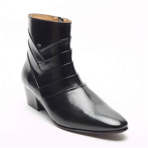 Mens Cuban Heel Boots Polyvore