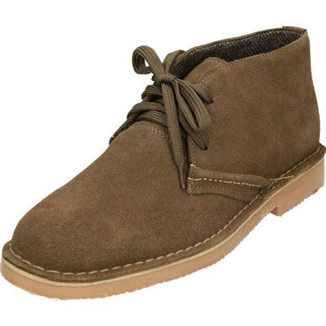 Mens Desert Boots Leather Suede Desert Boots Next UK