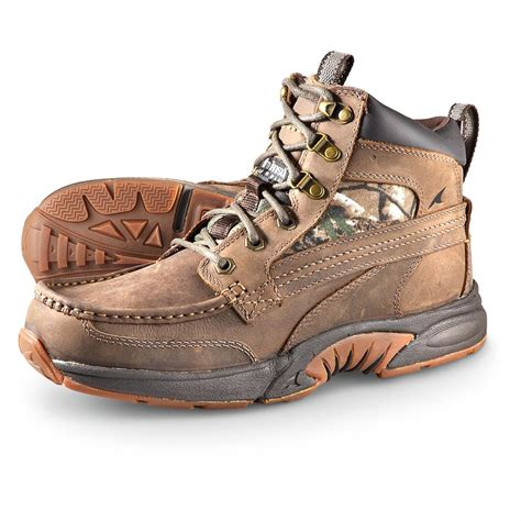 Mens Hiking Boots Rugged and waterproof New Forest Footwear