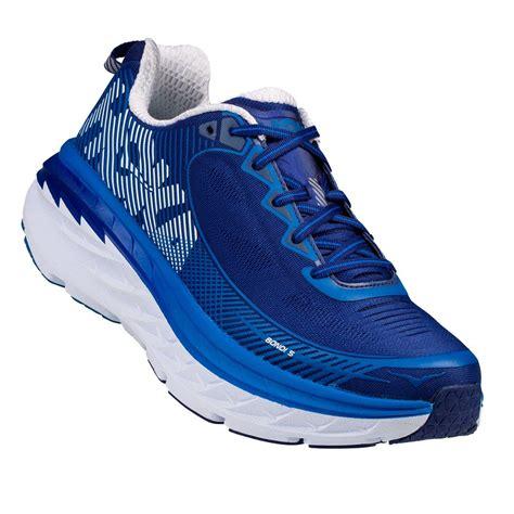 Mens Hoka One One Bondi 5 Running Shoe at Road Runner Sports