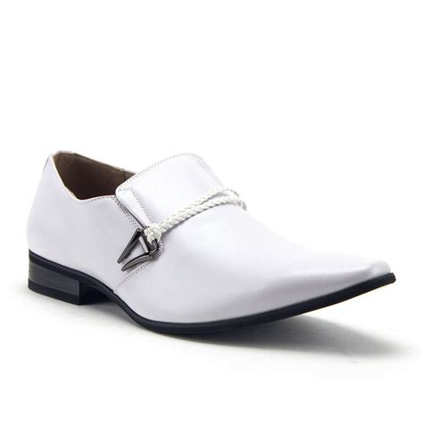 Mens Pointed Toe Dress Shoes eBay
