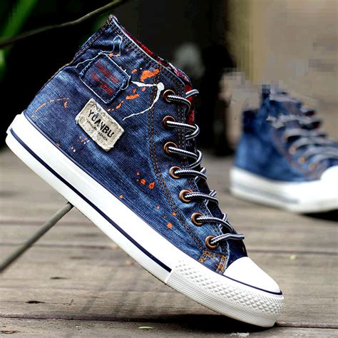 Mens Shoes Denim Express