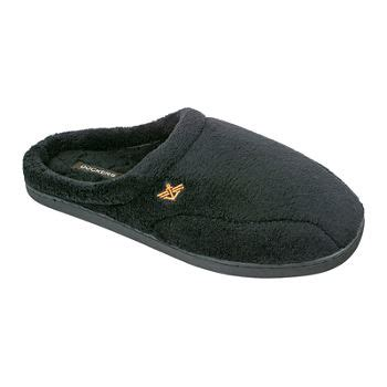 Mens Slippers Moccasin House Slippers for Men JCPenney