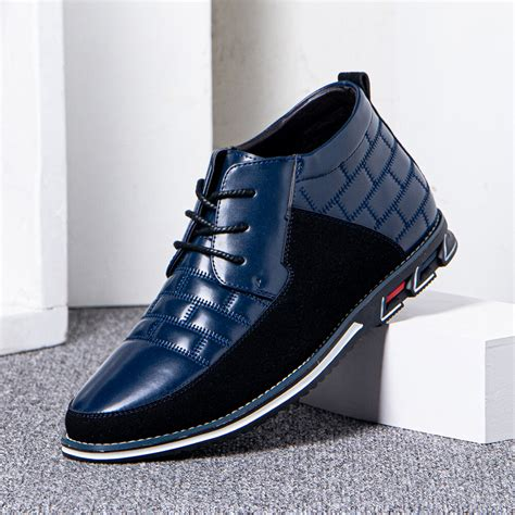 Mens Soft Leather Boots Shoes FREE Shipping Exchanges