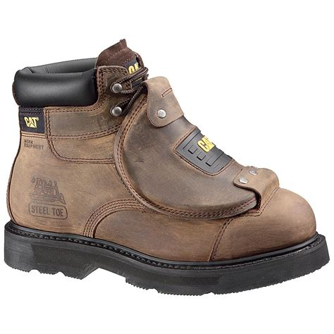 Mens Steel Toe Boots Men s Protective Steel Toe Work Boots