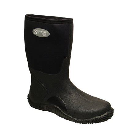Mens Superior Boot Co 11 Mud Boot Walmart