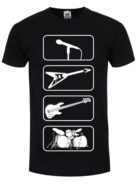 Mens T shirts Buy Online at Grindstore UK Rock and