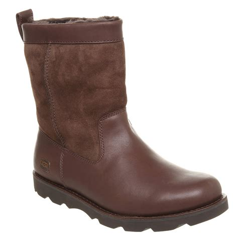 Mens Ugg Boots by Australian Leather