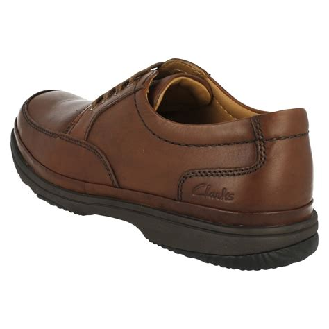 Mens Wide Fit Shoes Boots Clarks