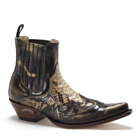 Mens ankle cowboy boots Men s Shoes NexTag