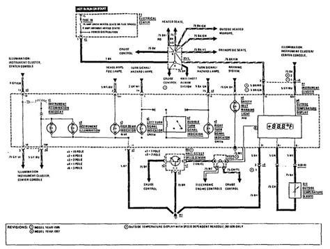 Mercedes 190e Wiring Diagram