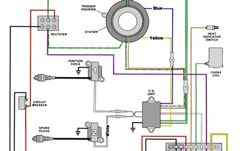 mercury outboard motor wiring diagram images mercury wiring harness diagram mercury