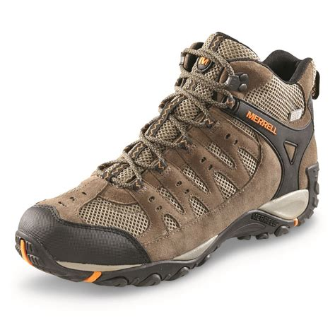 Merrell Boots Waterproof Boots for Men Merrell