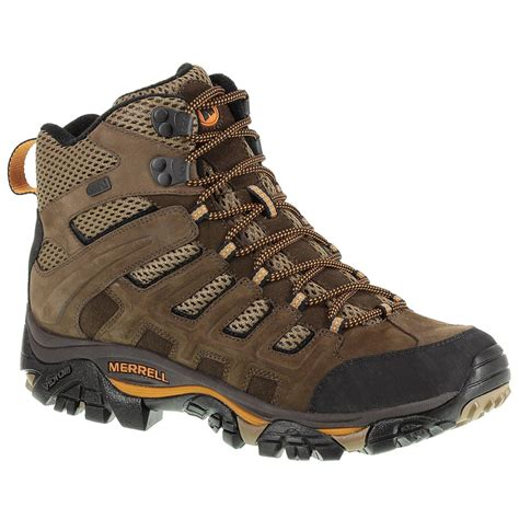 Merrell Mens Hiking Boots FREE Shipping Exchanges