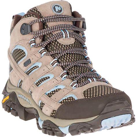 Merrell Moab 2 Mid WP Hiking Boots Women s REI